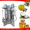 Máquina verde oliva de la prensa de petróleo de coco de la almendra de la camelia de Moringa del cacahuete del sésamo