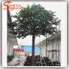 Im Freien dekorativer künstlicher Kiefer-Pflanzenbaum