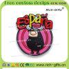 カスタマイズされた漫画の闘牛冷却装置磁石3D PVC昇進のギフトスペイン(RC-SN)
