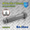 Boulon d'anchrage de l'expansion M16 Boxbolt - Icc certifié