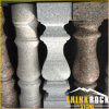 Granite natural Balustrade para Stone Stair Decoration