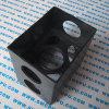CNC Zwarte Plastiek Aangepaste Delen