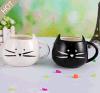 Può la tazza di caffè di ceramica avariata del gatto del gattino di fascino del modulo con il regalo di Christma