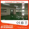 Kanon-vaste Automatische UV Genezende Bespuitende Vacuüm het Metalliseren van de Lijn Machine