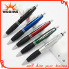 Spingere Action Ballpoint Pen per Logo Engraving (BP0174)