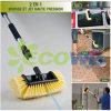 Escova de lavagem de carro de escova de pressão Blaster