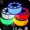 Lumière décorative de corde de Noël DEL de fil de la qualité 2