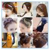 Вспомогательное оборудование волос Bowknot цветка украшения волос способа