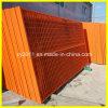 캐나다 Standard Temporary Fence Panels 6 ' x10 PVC Coated