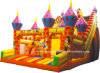 Grosses federnd themenorientiertes Playground Inflatable Castle für Kids