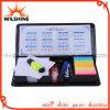 Blocchetti per appunti appiccicosi dell'unità di elaborazione di vendita superiore con il calendario per la promozione (PN245)