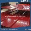 Hoja de acero prepintada 5 costillas de la azotea del hierro para la construcción