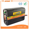 Nuevo cargador de batería elegante del cargador 12V 24V del indicador digital del producto de Suoer (SON-20A+)