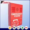 Hand-Freies Telefon-Emergency Telefon Knzd-38 mit einer Taste