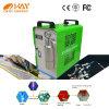 Máquina de soldadura de aluminio de seguridad de hidrógeno de intercambio de calor