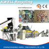 HDPE pp lavant réutilisant la machine pour le baril de réservoir de cadres