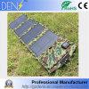 Panneau solaire solaire portatif pliable de la charge 14W