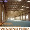 O armazém novo da construção de aço do estilo da construção de aço projetou por Wiskind