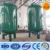 6-8ton/H 물처리 시스템을%s 실리카 모래 필터