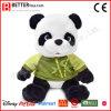 中国の宝物布の柔らかいおもちゃの赤ん坊のパンダ