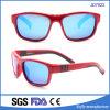 2017の印刷できるカスタムロゴの多彩な子供のサングラスの方法によって分極されるサングラス