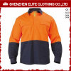 China Wholesale Custom Mens Safety Work Shirts (ELTHVSI-1)