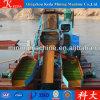 川の金鉱山の浮遊機械