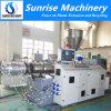 cadena de producción del tubo del PVC de 75-160m m para la venta