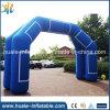 Preiswerte Oxford/PVC aufblasbare Ziellinie Bogen für Verkauf, preiswerter aufblasbarer Bogen der Guangzhou-Fabrik-