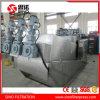 Filtre-presse de asséchage de vis de matériel de cambouis facile de maintenance