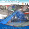 Kwell 중국 세척하는 폐기물 플라스틱 병 조각 기계 재생