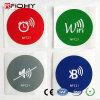 Las etiquetas de la tarjeta de la solución MIFARE RFID del ideal para los media sociales
