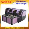 Imprimante de Digitals blanche d'encre de DTG pour le vêtement prêt à l'emploi