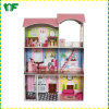 Funny Kids Colorful 3D DIY Wooden Doll House