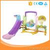 Спортивная площадка 6 крытой игрушки многофункциональная в одном длиннем скольжении и качание для серии малыша d