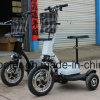 350W 허브 모터 전기 자전거 3 바퀴 전기 스쿠터 Zappy 생강