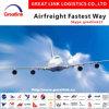 Надежное товарное движение воздуха от Shenzhen/Шанхай Китая к мужчине Мальдивов