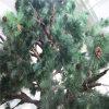 De kunstmatige Boom van de Pijnboom voor de Decoratie van het Hotel