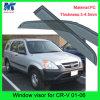 Acessorios de acesso Sun Guard Window Visor Shade para Hodna CRV 01-06