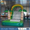 Diapositiva de agua inflable de la nueva selva gigante comercial del estilo para los cabritos y los adultos