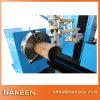 Línea cortadora de la intersección del CNC del tubo del metal