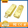 Gouden Bar USB Flash Drive 8GB USB Memory
