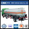 De Tankwagen van Sinotruk HOWO 8X4 Fuel