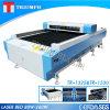 madera del laser del CO2 150W y máquina para corte de metales y de grabado