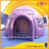 Пурпуровый раздувной миниый шатер для сбывания (AQ52133)