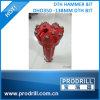 DHD340A, DHD350r, pedacito de botón del carburo DHD380