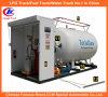 10m3 LPGシリンダー給油所のためのLPのガス記憶5tone