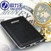 De universele Dubbele Mobiele Bank 5000mAh van de Macht van de Lader USB Slimme