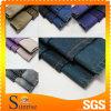 Dril de algodón polivinílico Fbaric (SRS-6301-19) de la impresión del Spandex del algodón