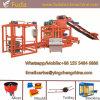 Máquina de fabricación de ladrillo multi del bloque del cemento de la función de la fábrica de Fuda